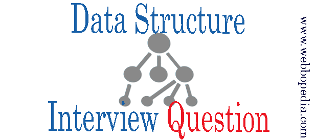 Data Structure Interview Question