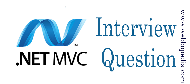 Dotnet MVC Interview Question