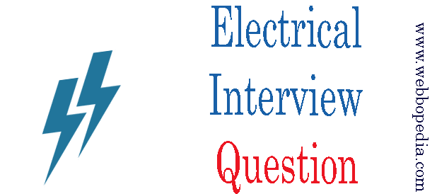 Electrical Interview Question