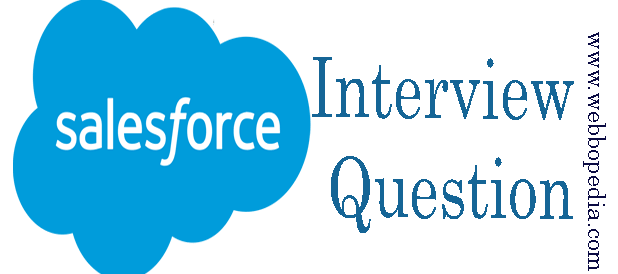 Salesforce Interview Question